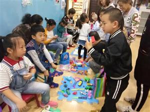 廊坊市店:儿童跳蚤市场开市啦!