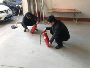 文安分公司:加强隐患排查 确保消防安全